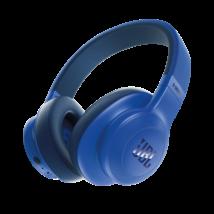 JBL E55 BT bluetooth fejhallgató kék (Bemutató darab)