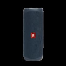 JBL Flip 5 vízálló bluetooth hangszóró (Ocean Blue), kék (Bemutató darab)