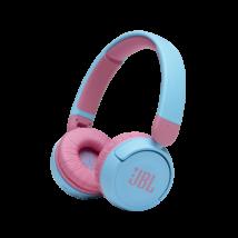 JBL JR310 BT vezeték nélküli gyerek fejhallgató, kék