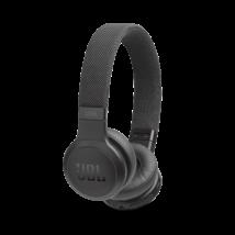JBL Live 400BT Bluetooth fejhallgató, fekete