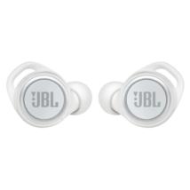 JBL LIVE 300TWS True Wireless fülhallgató, fehér (Bemutató darab)