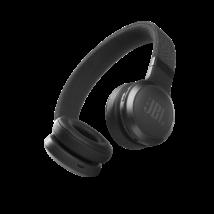 JBL Live 460NC Bluetooth fejhallgató, fekete (Bemutató darab)