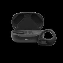 JBL Endurance PEAK II True Wireless sport fülhallgató, fekete + JBL szövetmaszk