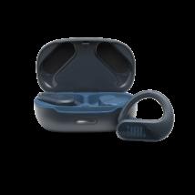 JBL Endurance PEAK II True Wireless sport fülhallgató, kék
