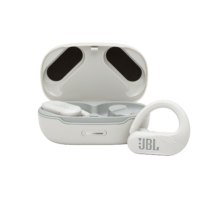 JBL Endurance PEAK II True Wireless sport fülhallgató, fehér (Bemutató darab)