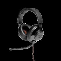 JBL Quantum 200  Gamer fejhallgató, fekete