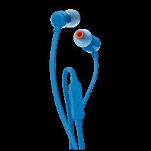 JBL T110 fülhallgató, kék