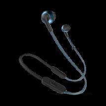 JBL T205BT fülhallgató, kék (bemutató darab)