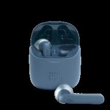 JBL TUNE 225TWS True Wireless fülhallgató, kék + JBL szövetmaszk
