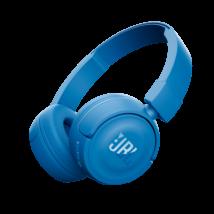 JBL T450 BT bluetooth fejhallgató, kék