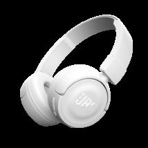 JBL T450 BT bluetooth fejhallgató, fehér