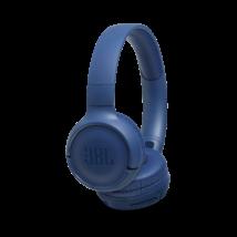 JBL T500BT bluetooth-os fejhallgató, kék