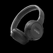 JBL Tune 660NC bluetooth-os, zajszűrős fejhallgató, fekete