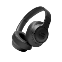 JBL Tune 710BT Bluetooth fejhallgató, fekete