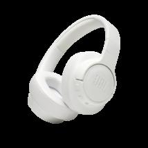 JBL T750BTNC zajszűrős Bluetooth fejhallgató, fehér