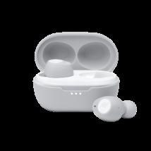 JBL Tune 115TWS vezeték nélküli fülhallgató, fehér (Bemutató darab)