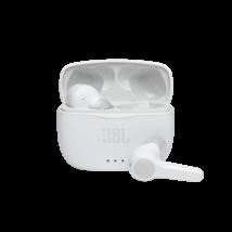 JBL Tune 215TWS vezeték nélküli fülhallgató, fehér + JBL szövetmaszk