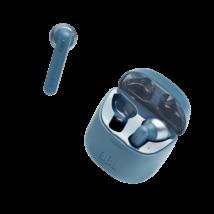 JBL TUNE 220TWS True Wireless fülhallgató, kék (Bemutató darab)