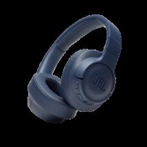 JBL Tune 700BT Bluetooth fejhallgató, kék (Bemutató darab)