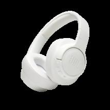 JBL Tune 700BT Bluetooth fejhallgató, fehér (Bemutató darab)