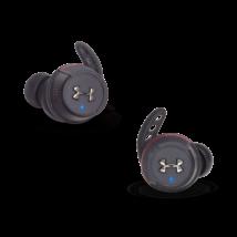 JBL Under Armour Flash  True Wireless sportfülhallgató, fekete + JBL szövetmaszk