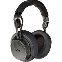 Marley Exodus ANC (EM-DH021-BK) zajszűrős, Bluetooth fejhallgató, fekete
