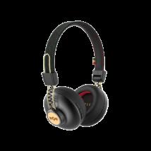 Marley Positive Vibration 2 (EM-JH133-RA) Bluetooth fejhallgató, rasta