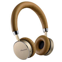 PioneerSE MJ 561 Bluetooth fejhallgató matt arany