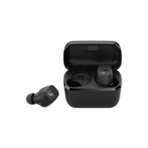 Sennheiser CX True Wireless fülhallgató, fekete
