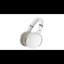 Sennheiser HD 450BT fejhallgató, fehér (Bemutató darab)
