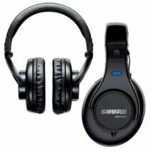 Shure SRH840 Professzionális fejhallgató (Bemutató darab)
