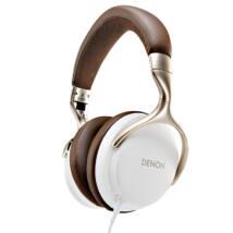 Denon AH-D1200 fejhallgató, fehér