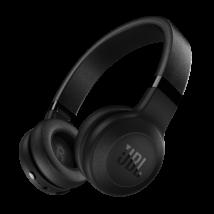 JBL C45 BT bluetooth fejhallgató, fekete (Bemutató darab)