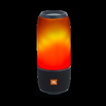 JBL Pulse 3 vízálló, Bluetooth hangszóró, fekete