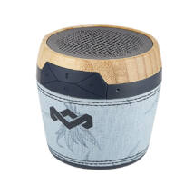 Marley Chant Mini EM-JA007-BH, hordozható bluetooth hangszóró kék kender