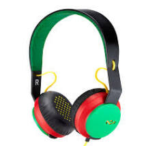 Marley (EM-JH081-RA) Roar Rasta fejhallgató