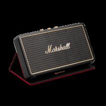 MARSHALL Stockwell  Hordozható Bluetooth hangszóró + Flip-tok, fekete