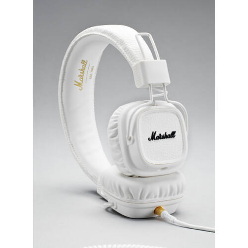MARSHALL MAJOR II fejhallgató fehér - Fejhallgatópláza webáruház 73cd025792