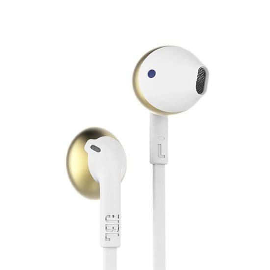 JBL T205 fülhallgató arany