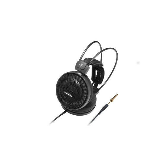 Audio-Technica ATH-AD500X fejhallgató, fekete