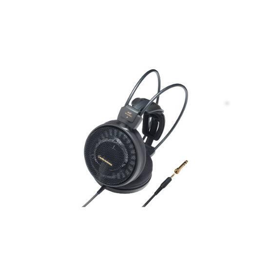 Audio-Technica ATH-AD900X fejhallgató, fekete