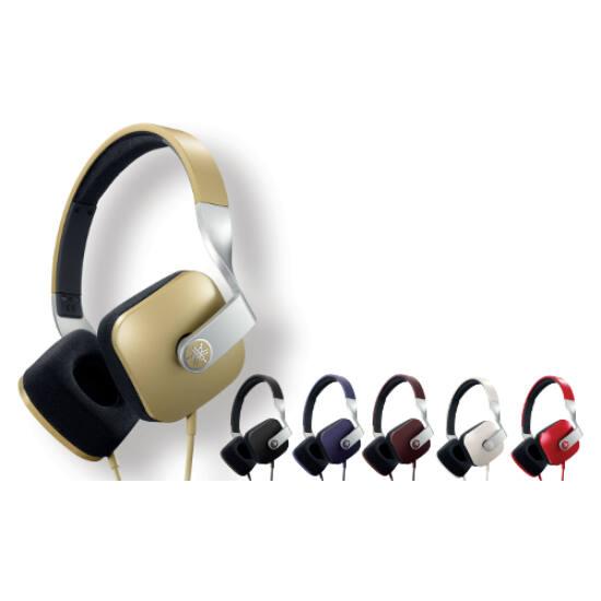 Yamaha HPH-M82 headset-es fejhallgató, fekete