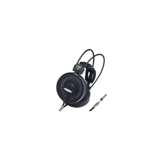 Audio-Technica ATH-AD1000X fejhallgató, fekete