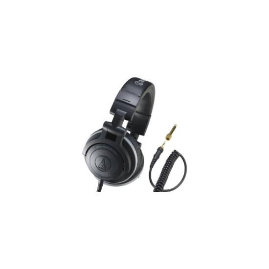 Audio-Technica ATH-PRO700MK2 fejhallgató, fekete