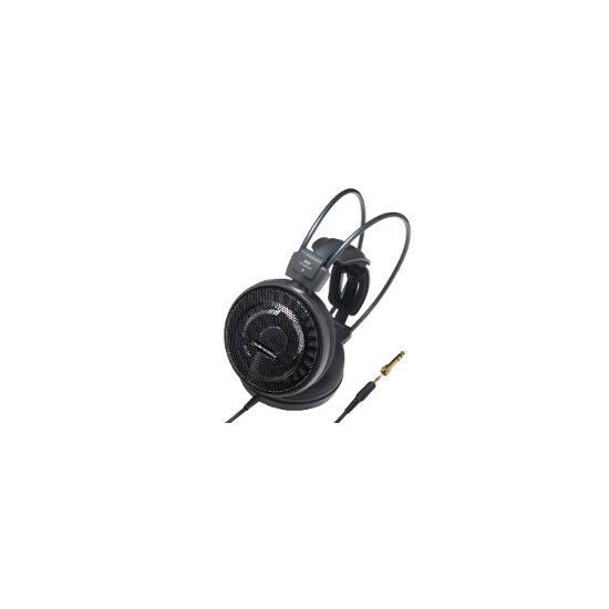 Audio-Technica ATH-AD700X fejhallgató, fekete