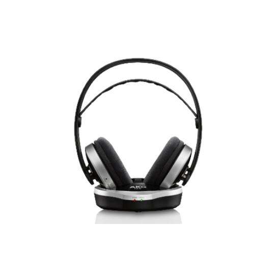 AKG K915 vezeték nélküli fejhallgató, fekete