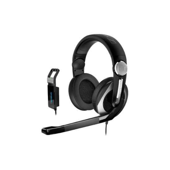 Sennheiser PC 333 D gamer fejhallgató