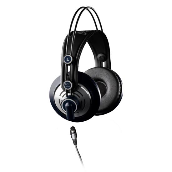 AKG K141 MKII professzionális fejhallgató, fekete