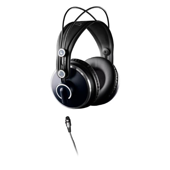 AKG K271 MKII professzionális fejhallgató, fekete