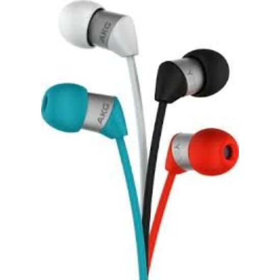 AKG Y 23  Univerzális vezérlős fülhallgató, kék